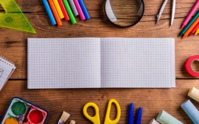 Free school holidays budget planner