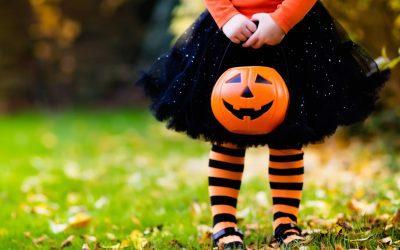 DIY budget Halloween costumes